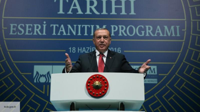 Эрдоган: мыневидим альтернативу связям сЗападом вотношениях сВостоком