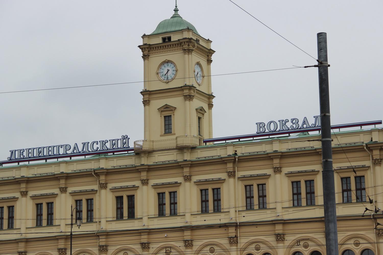 Стрех вокзалов в столицеРФ эвакуировали практически 3 тысячи человек