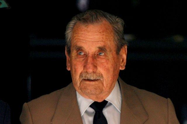 Прежний президент Уругвая Грегорио Альварес скончался втюрьме