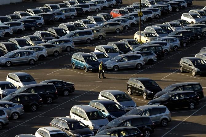 Отечественный рынок автомобилей в 2016г. занял пятую строчку рейтинга вевропейских странах