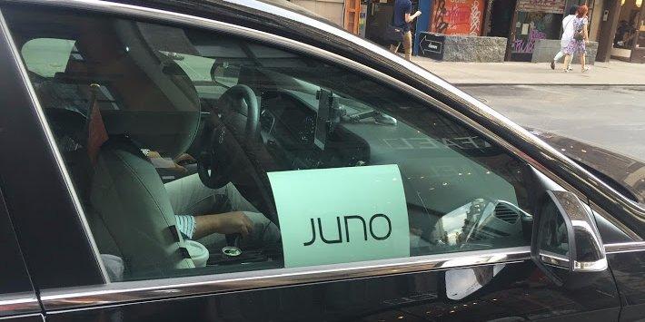Gett ведёт переговоры о закупке сервиса заказа такси Juno у основоположников Viber