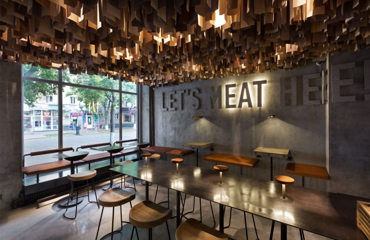 Shade Burger by YOD Design (10 pics)
