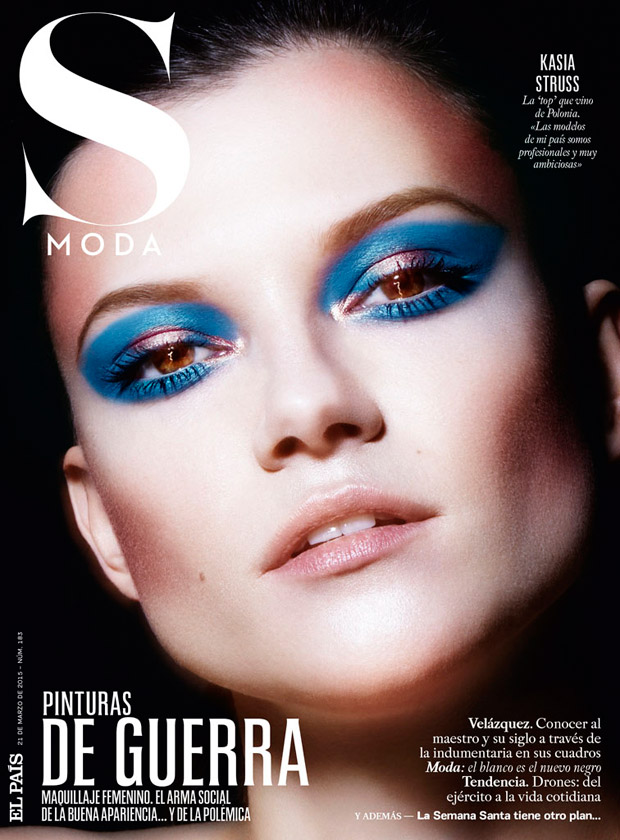 Kasia Struss for S Moda by David Roemer