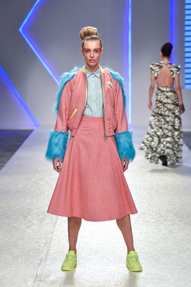 Belgrade Fashion Week: Ana Trosic Trajkovic FW 2016/17 Collection