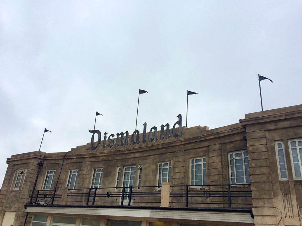Welcome to Dismaland: A First Look at Banksy's New Art Exhibition Housed Inside a Dystopian Theme Park [Updated 8/22]
