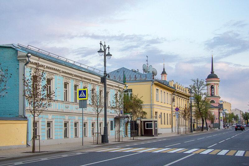 Из архитектуры старой Москвы.