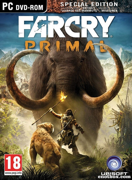 Far Cry Primal - Digital Apex Edition (2016/RUS/ENG/MULTI17/Full/RePack) | SEYETER + xatab + Механики