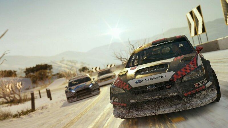 Новые скриншоты Forza Horizon 3: Blizzard Mountain