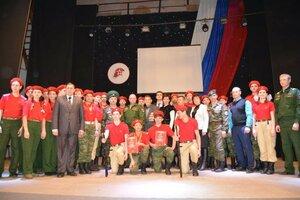 7 февраля Борзя принимала второй по счету в Забайкальском крае слет Всероссийского военно – патриотического движения «Юнармия»