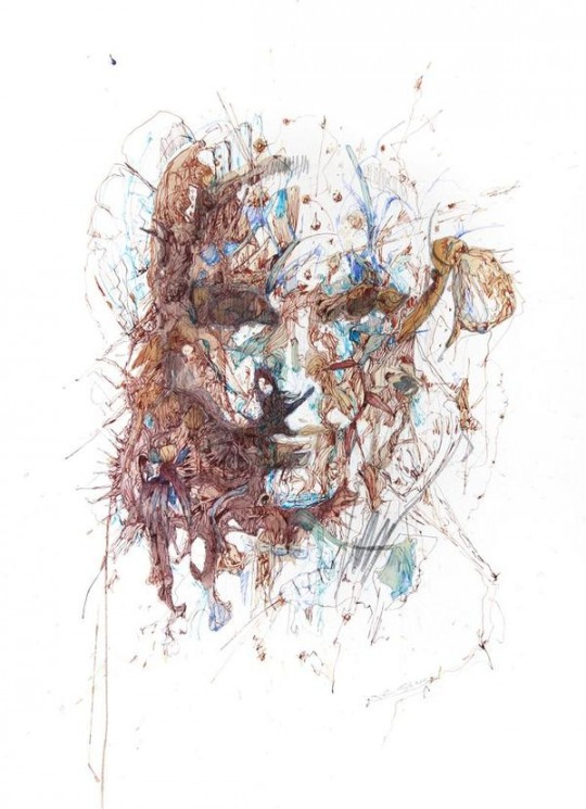 Inspiring Fine Arts by Carne Griffiths