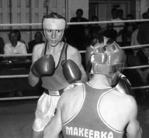 На ринге, Николай Бродяной