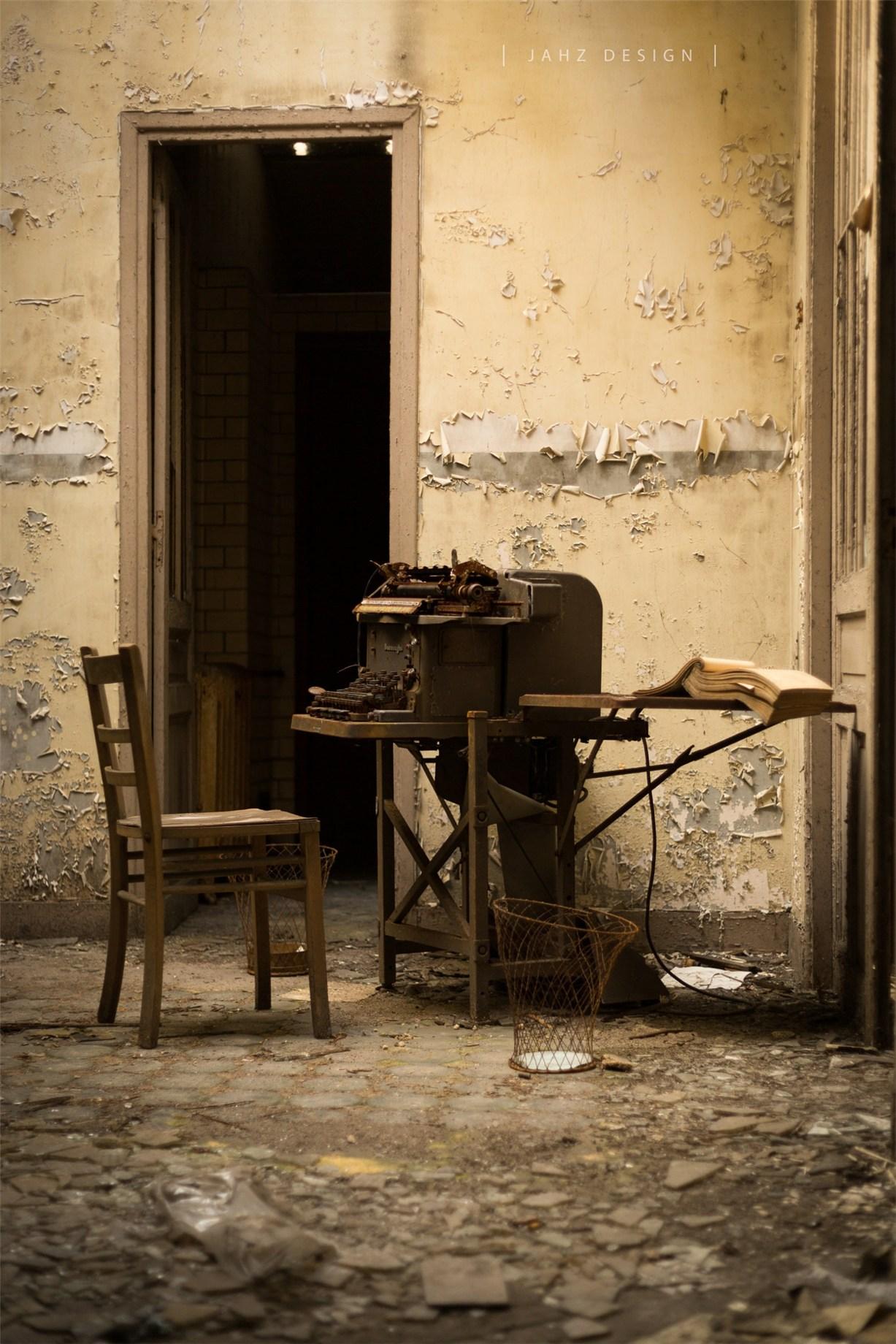 заброшенные места / abandoned places by jahz design