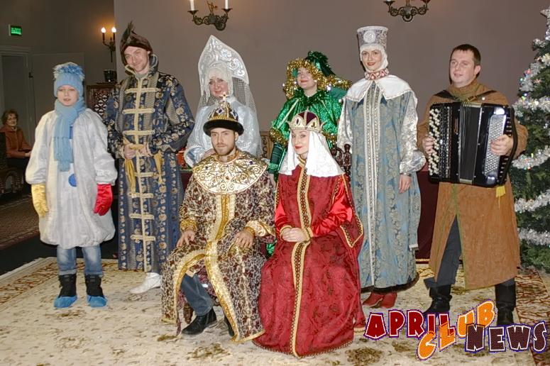 Программа «Русская зима» в Коломенском