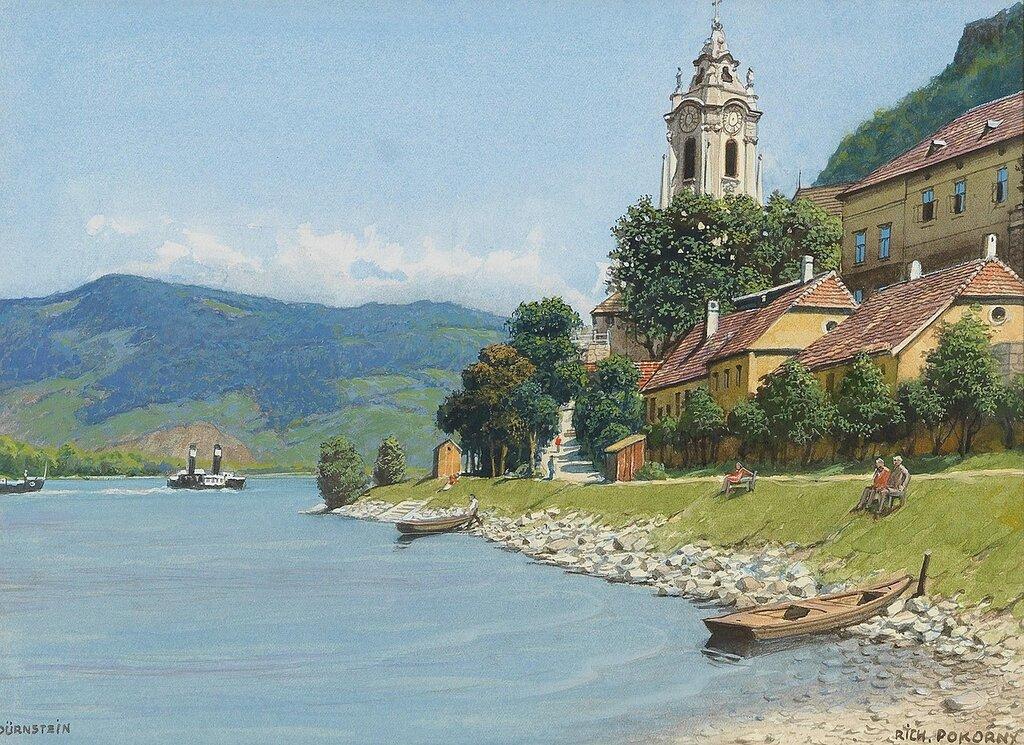 Richard Pokorny *(Wien 1907-1997)