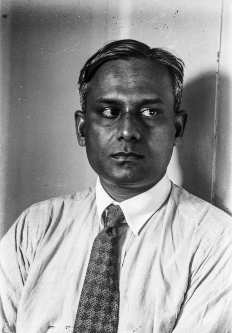 483. Ратхиндранатх Тагор, сын поэта и лауреата Нобелевской премии Рабиндраната Тагора