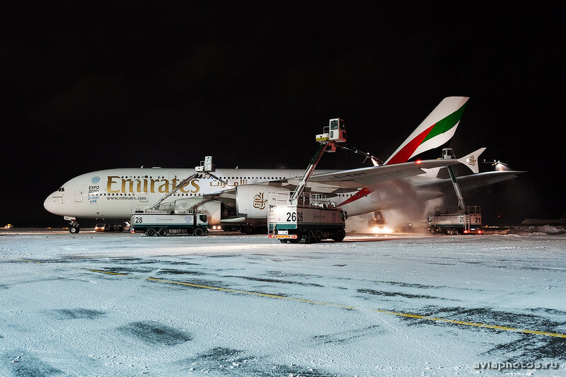 Airbus A380-861 (A6-EDT) Emirates 282_D706798