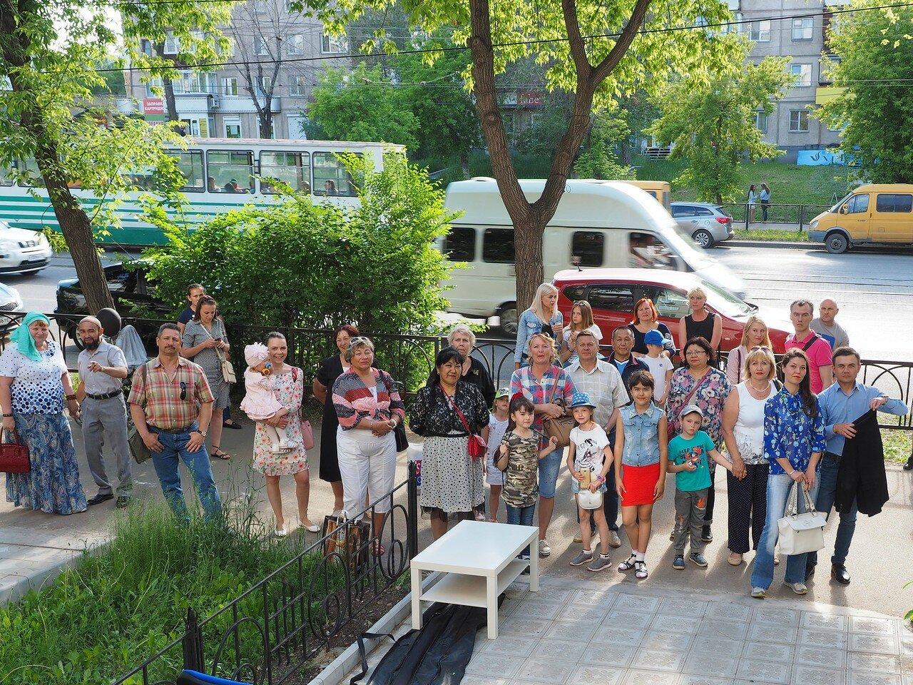2 Открытие нового офиса Pegas Touristik 14.06.2017