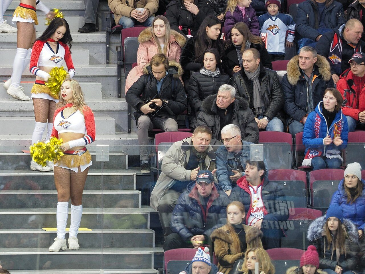 61Металлург - Витязь 25.11.2016
