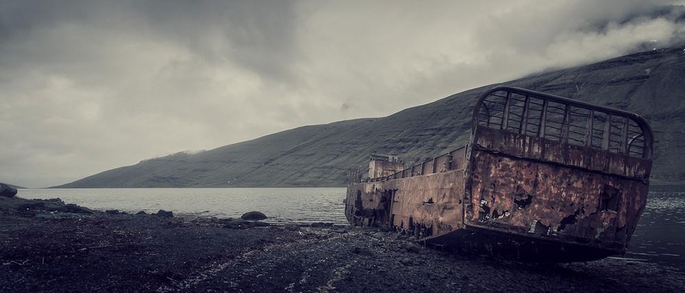 Пейзажи Исландии на фото Андреаса Леверса