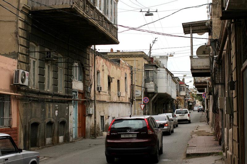 настоящий Баку