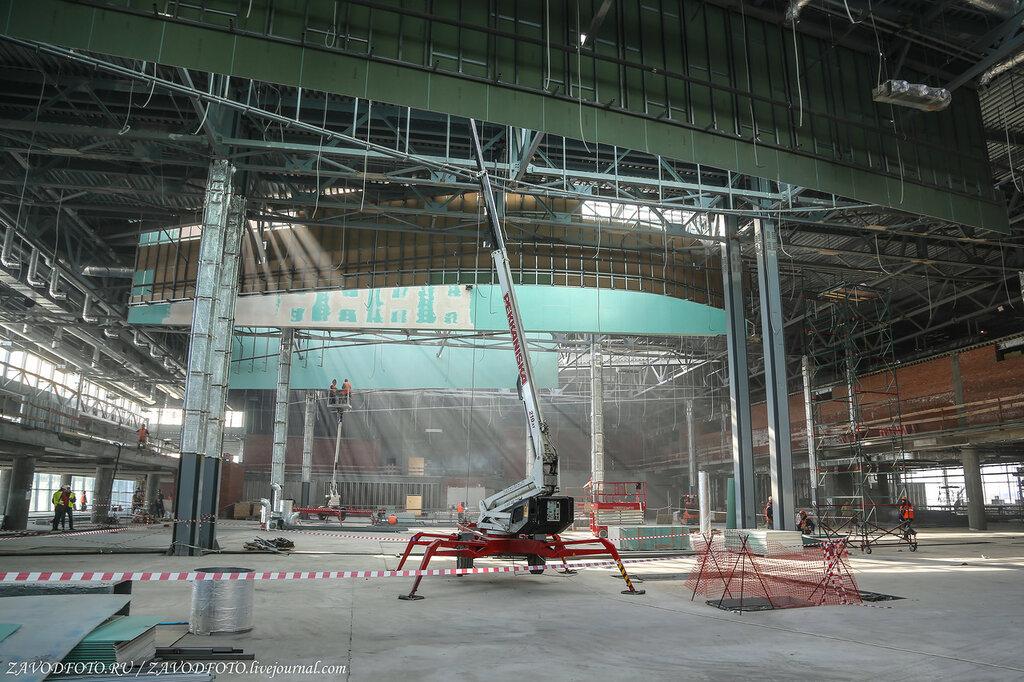 Первые фото нового пермского аэропорта внутри