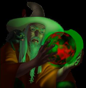 волшебник