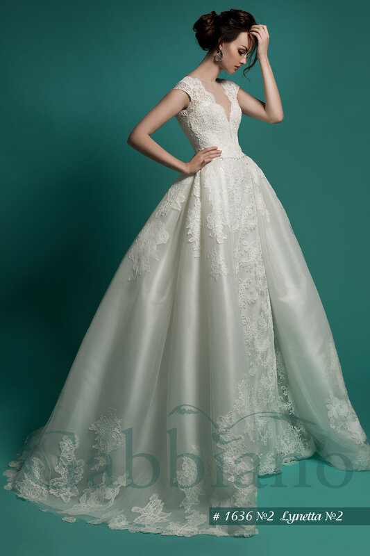 Свадебное платье Линетта №2