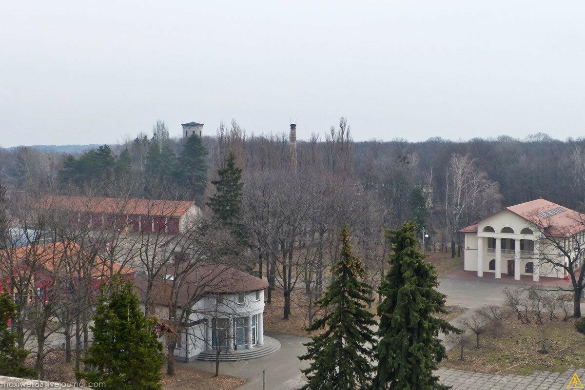 Експоцентр України в Києві або Колишній ВДНГ-2