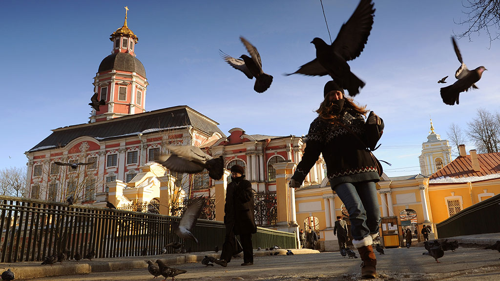 Самую высокую за17 лет температуру зафиксировали в столице России  всреду