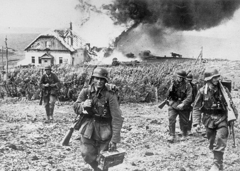 Какой материальный ущерб немцы нанесли СССР за войну