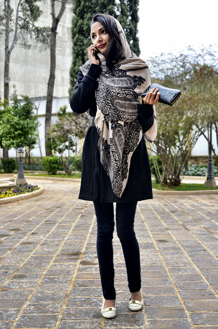 Смелые иранские модницы в кедах разрушают стереотипы (39 фото)