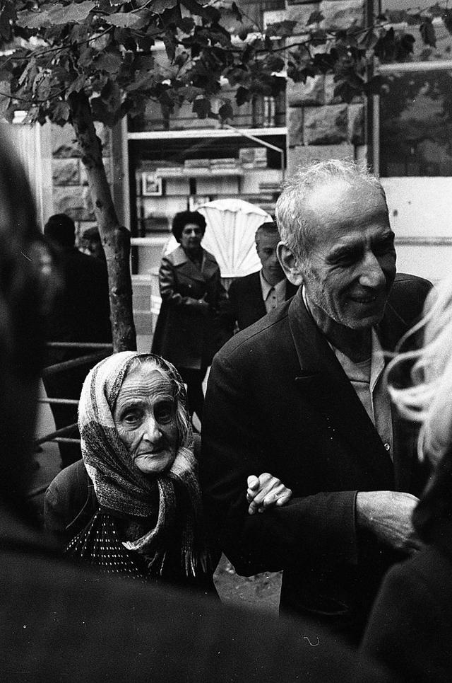 Обычная жизнь в советской Грузии 1976 года глазами шведского фотографа.