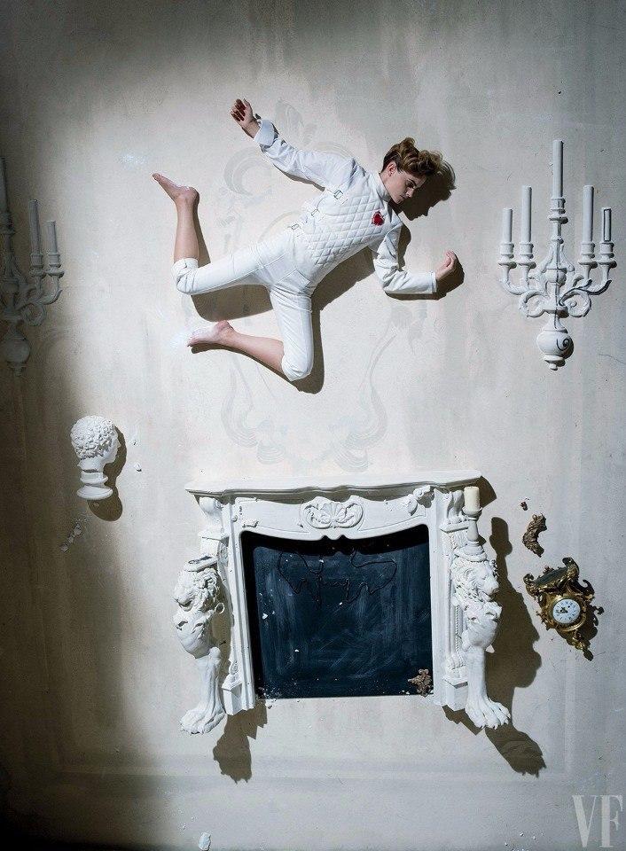 Новая невероятная фотосессия Эммы Уотсон