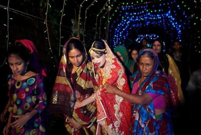 Около 40% детских браков в мире заключается в штате Раджастан, что на севере Индии. При этом такие с