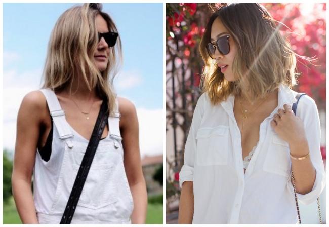 © fashionmenow  © songofstyle  Пожалуй, это самое главное правило для белой одежды. Выби