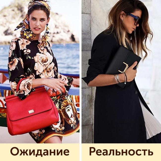 © Target Press   Далеко невсе итальянки наряжаются вяркие дизайнерские платья имассив