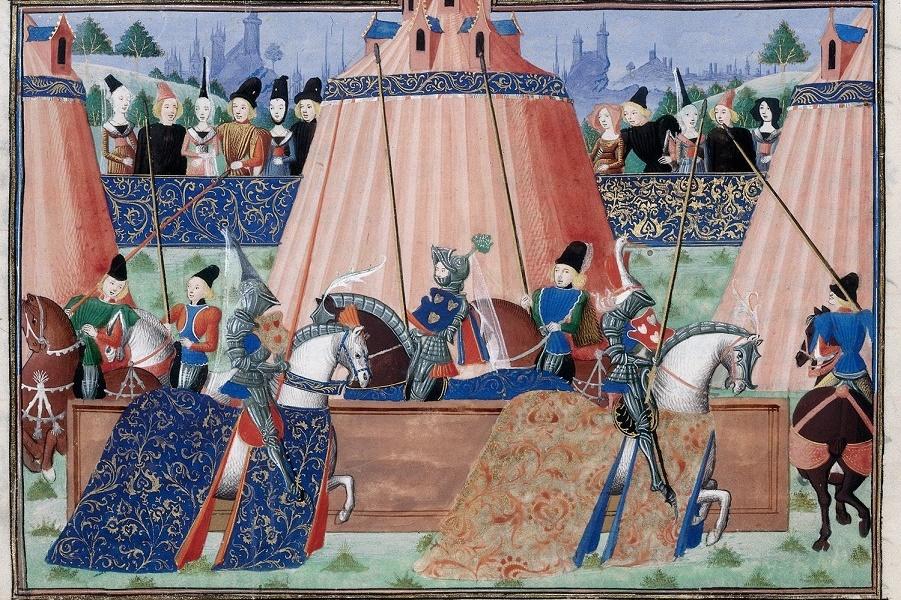 Кодекс рыцаря и другие чудеса Средневековья