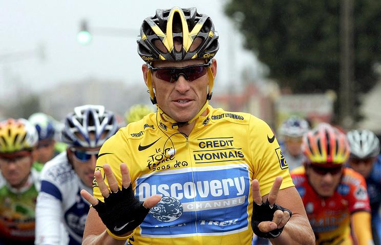 Лэнса Армстронга могут обязать выплатить 100 млн USD поиску руководства США