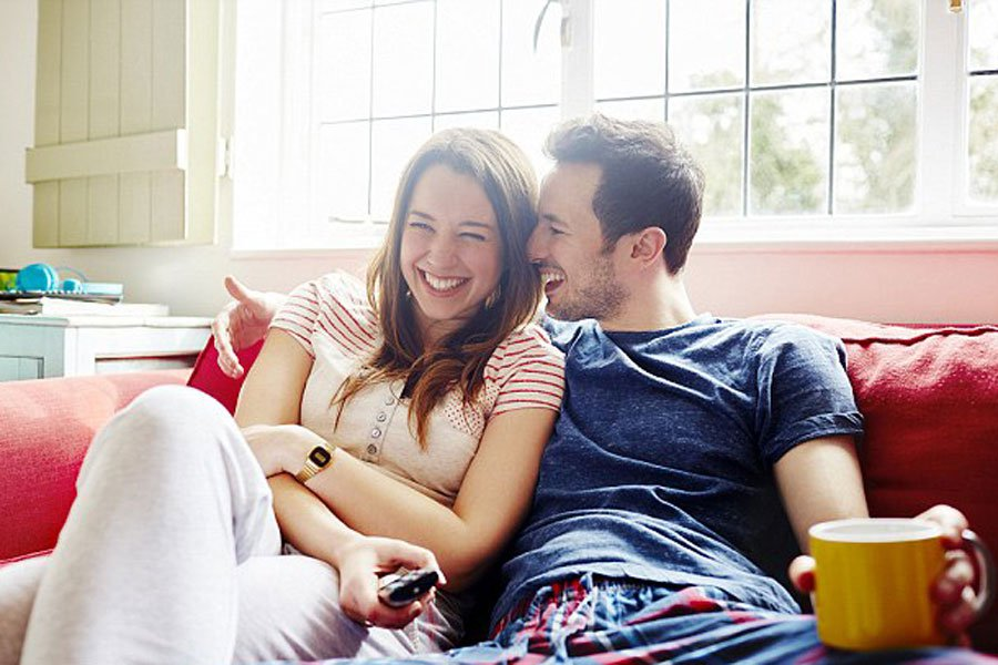 Укрепить отношения несомненно поможет общий смех— Ученые
