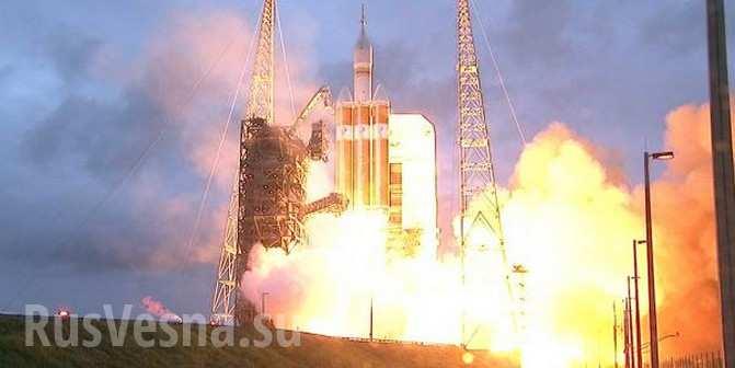 США запустили ракету DeltaIV сдевятым военным спутником связи