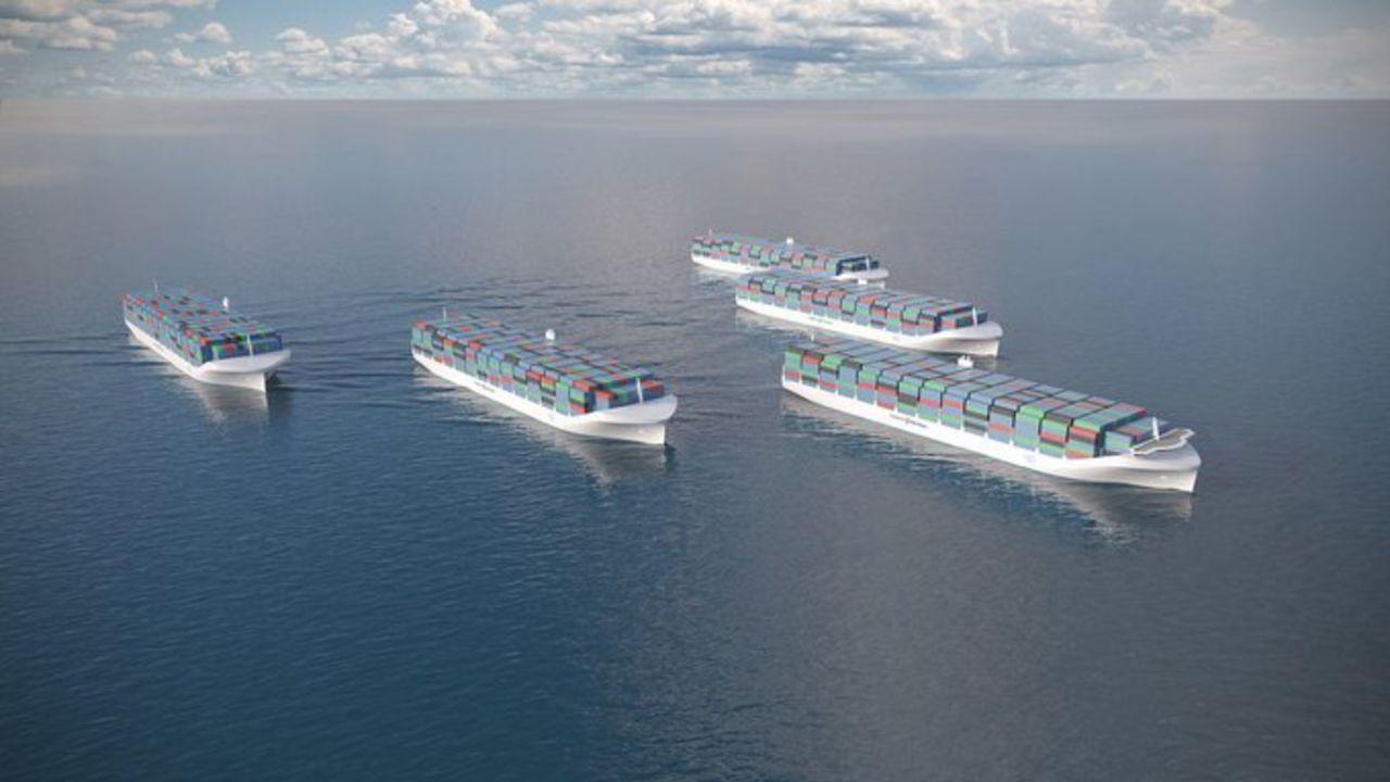 Япония создаст беспилотные грузовые суда к 2025-ому году
