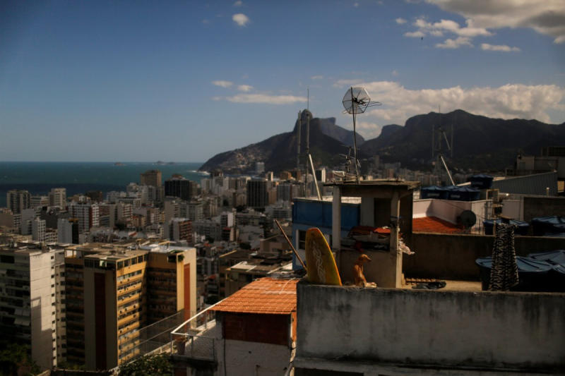 Hostels in neighborhood slums known as favelas — which were once considered too dangerous to vis