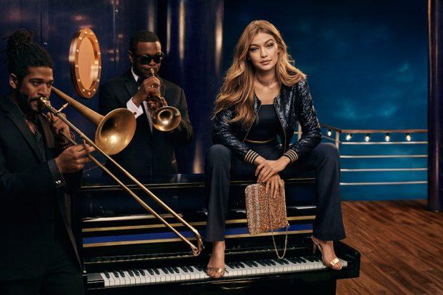 Gigi Hadid & Francisco Lachowski Star in Tommy Hilfiger Holiday 2016 Ads