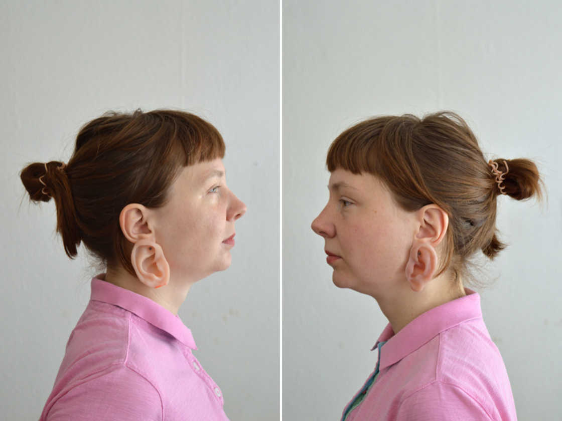 Human Glitch - The disturbing realistic jewelry of Nadja Buttendorf