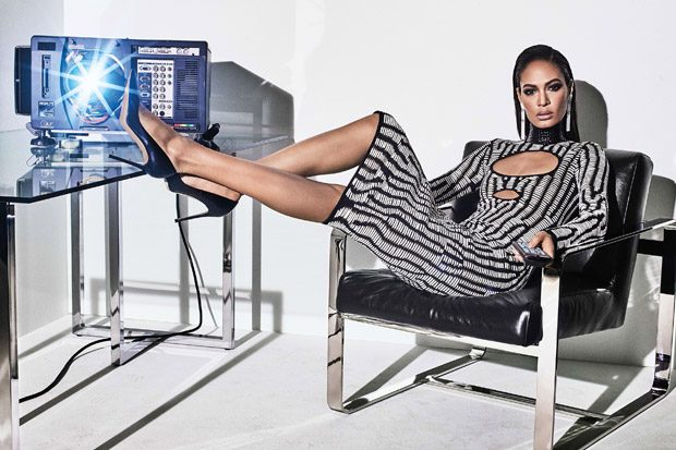 High Definition: Joan Smalls Stuns for Vogue Mexico January 2017 Issue (8 pics)