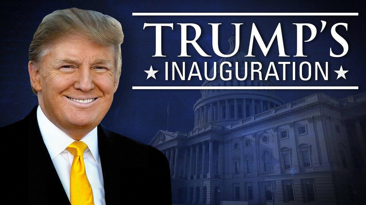 Tramp inauguration.jpg