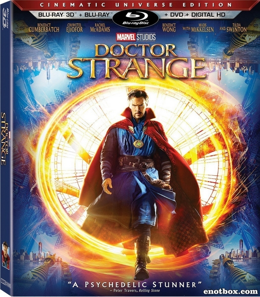 Доктор Стрэндж / Doctor Strange (2016/BDRip/HDRip)