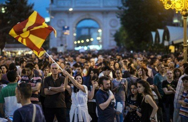 Македония, Балканы, политика