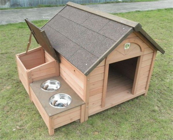 Домик для собачек своими руками
