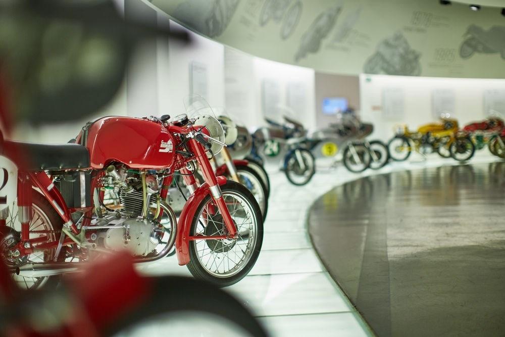Обновленный музей Дукати (фото, видео)